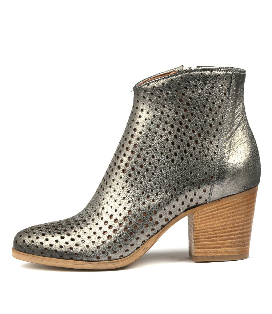Maria Rossi Aletta Acciaio Ankle Boots