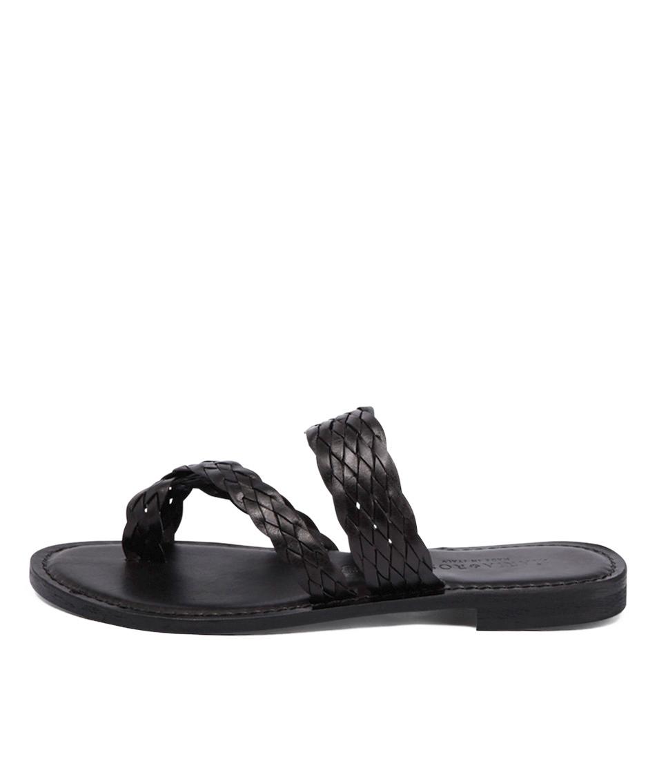 Maria Rossi Elana 1104 Black Sandals