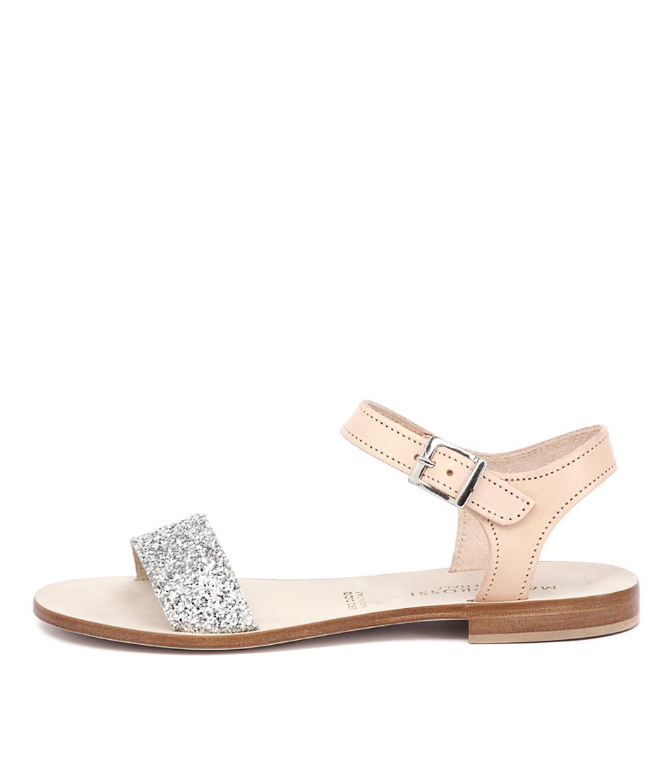 Maria Rossi Valentina D5 Naturale Glitte Sandals