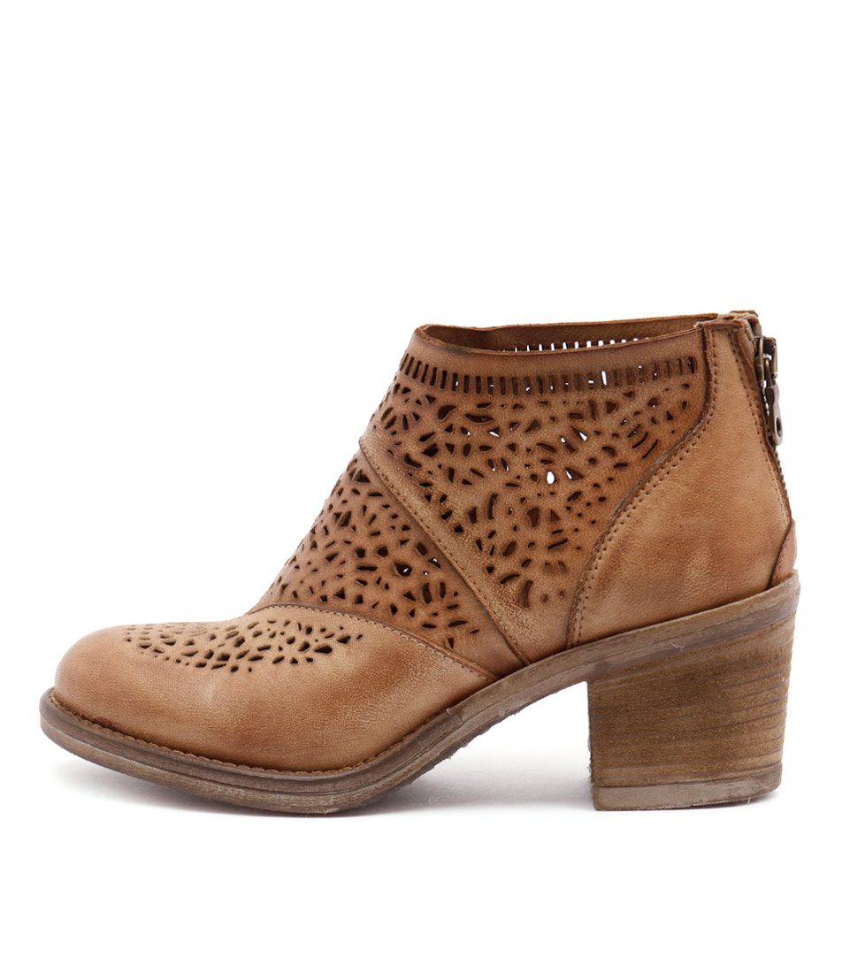 Maria Rossi Venice St Tan Casual Ankle Boots
