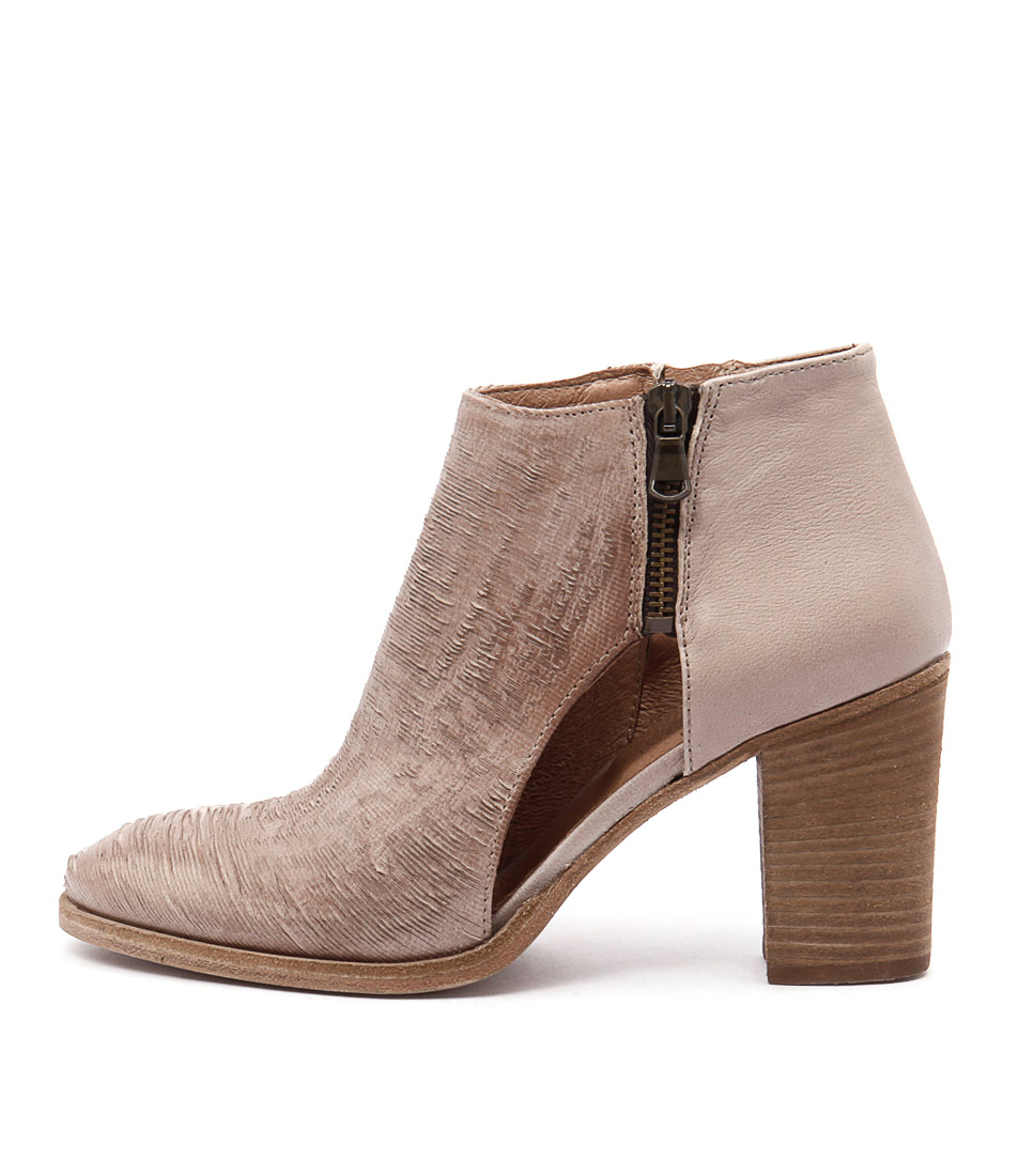 Maria Rossi Gia Omero Corda Ankle Boots