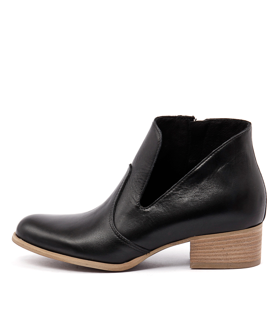 Maria Rossi Ginger Ma Nero Ankle Boots