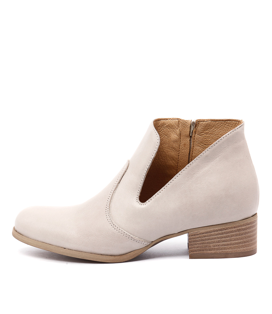 Maria Rossi Ginger Ma Latte Casual Ankle Boots