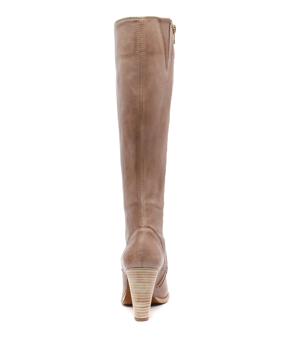 New-Maria-Rossi-Scali-Taupe-Womens-Shoes-Casual-