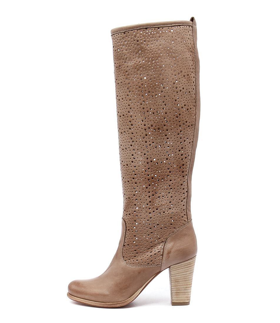 Maria Rossi Serena Ma Taupe Long Boots