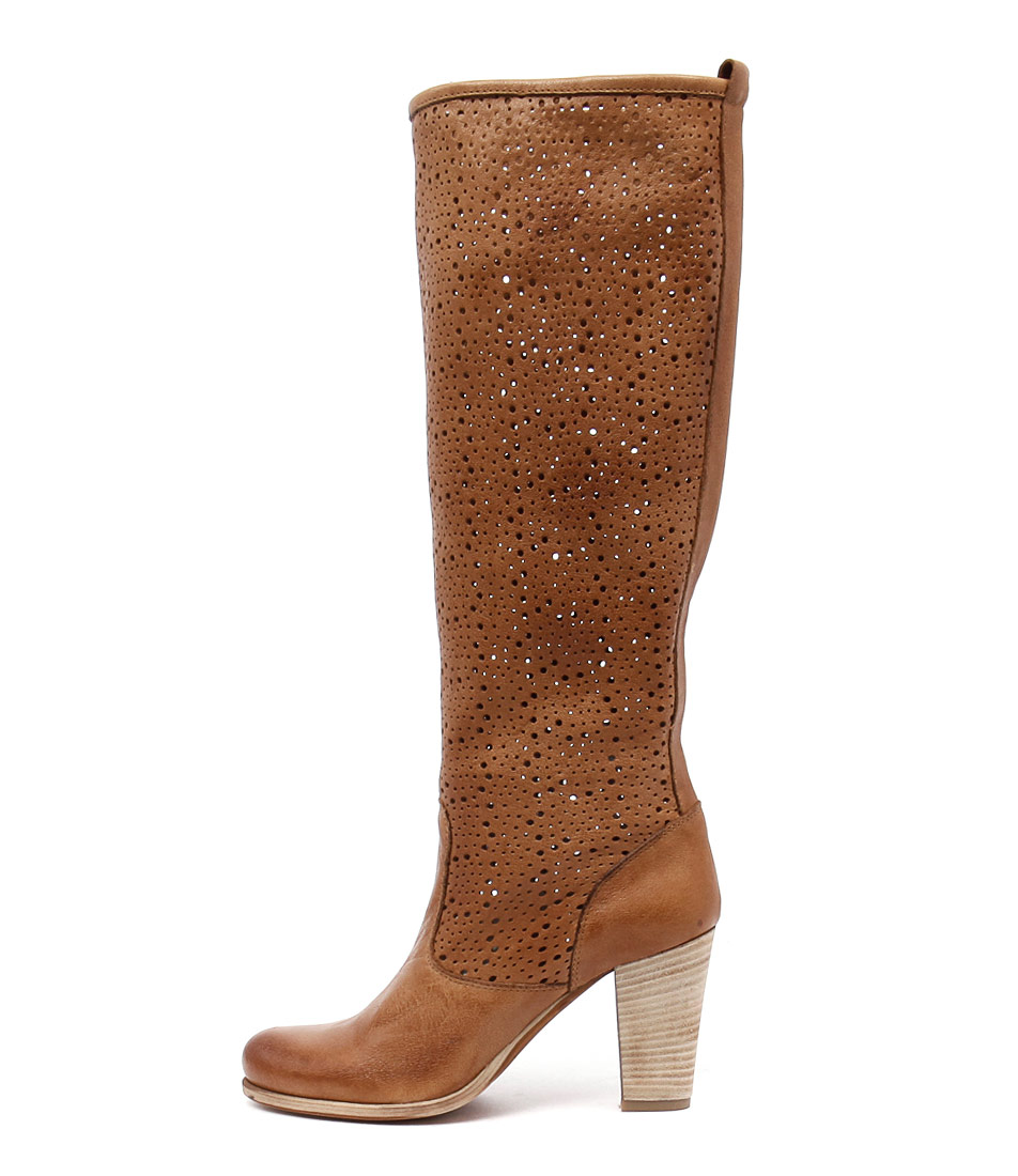 Maria Rossi Serena Ma Naturale (Dark Nude) Casual Long Boots