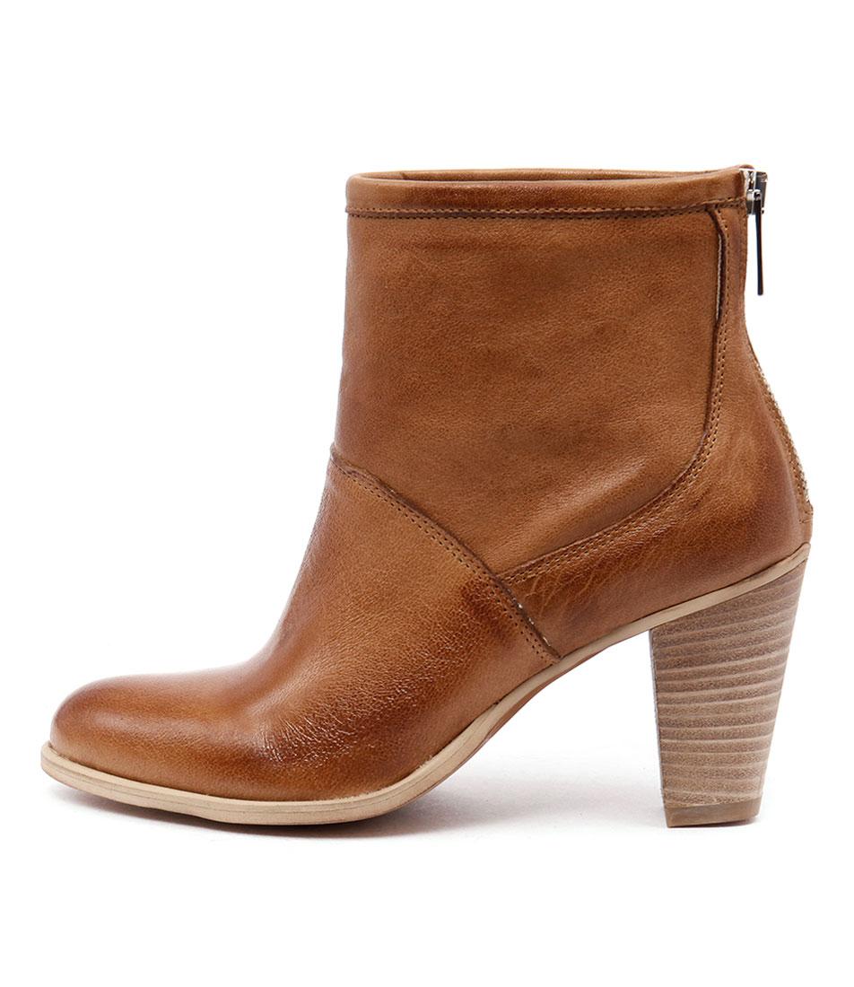 Maria Rossi Saxon Naturale (Dark Nude) Boots
