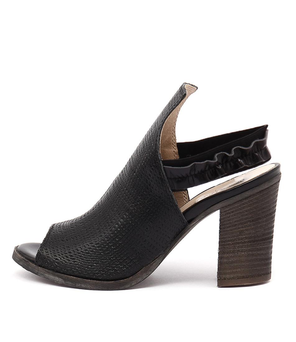 Maria Rossi Ciara Black Boots
