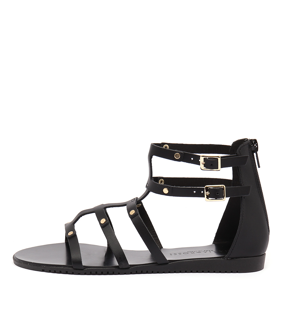 Maria Rossi Valley Ma Nero Sandals