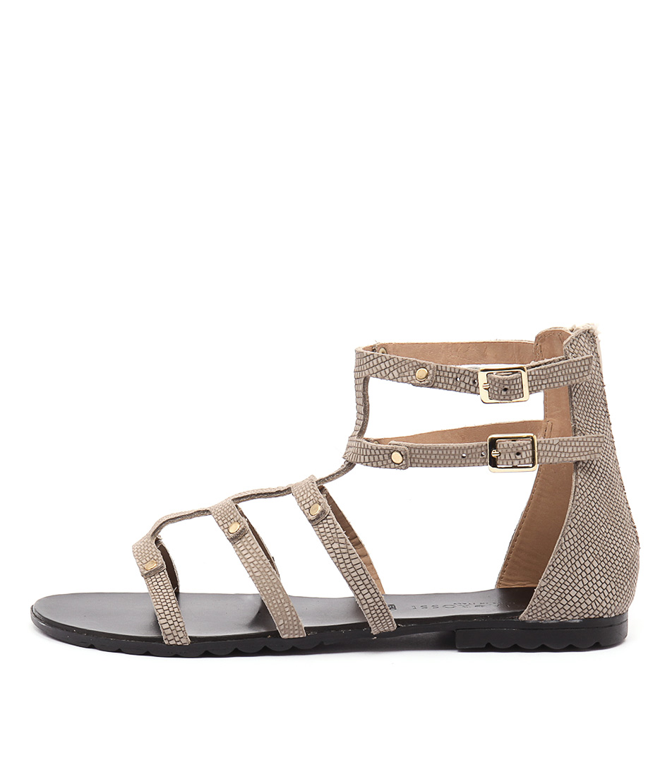 Maria Rossi Valley Ma Beige Casual Flat Sandals