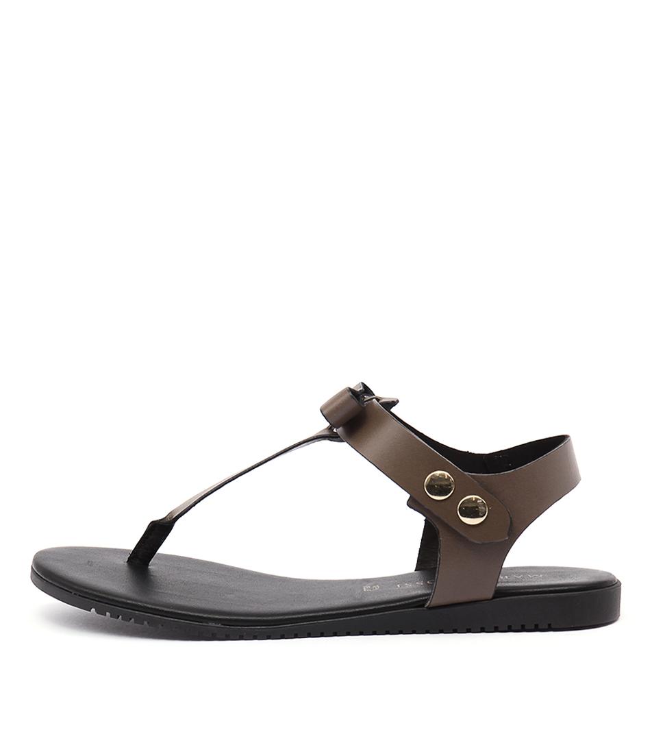 Maria Rossi Valerie Grigio Sandals