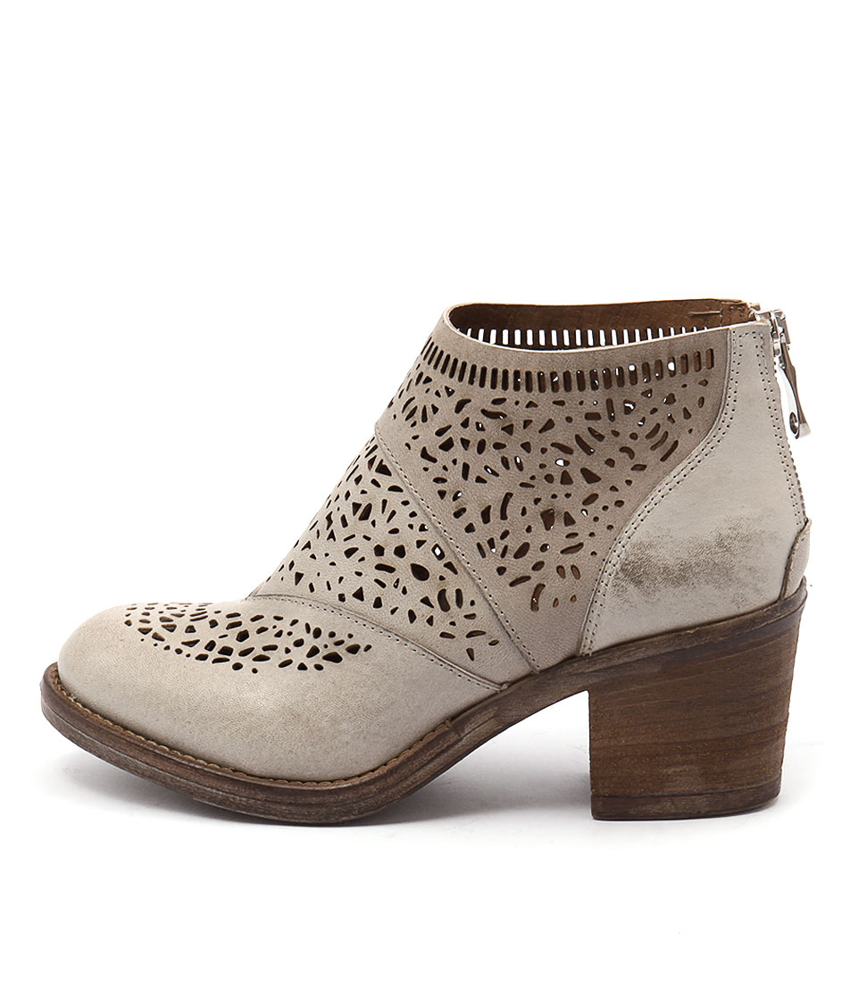 Maria Rossi Venice St Neutral Casual Ankle Boots