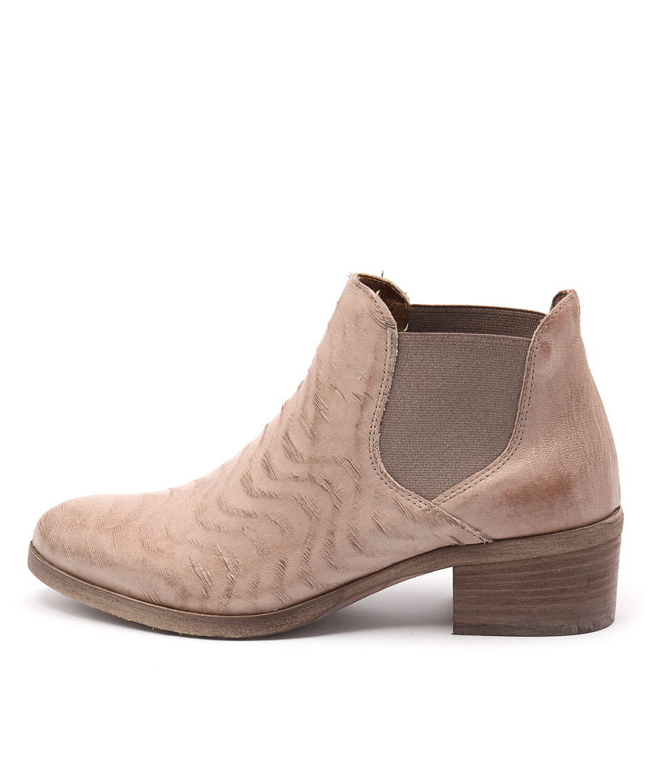 Maria Rossi Verone Neutral Ankle Boots