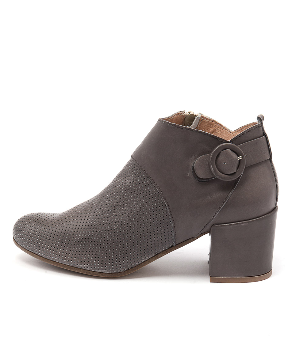 Maria Rossi Susana Taupe Casual Ankle Boots