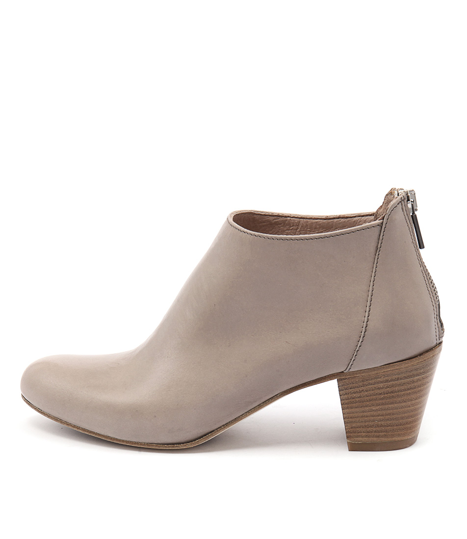 Maria Rossi Sefton St Taupe Ankle Boots
