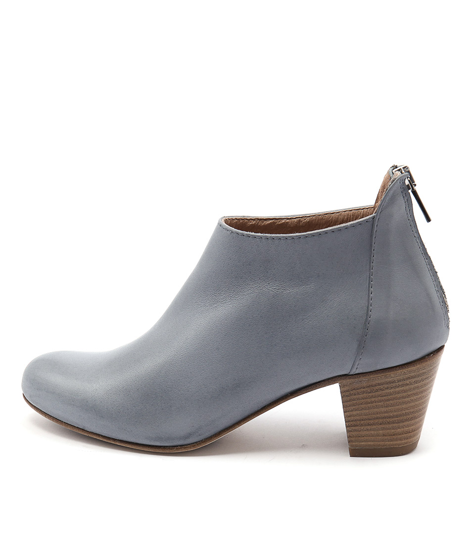 Maria Rossi Sefton St Blue Ankle Boots