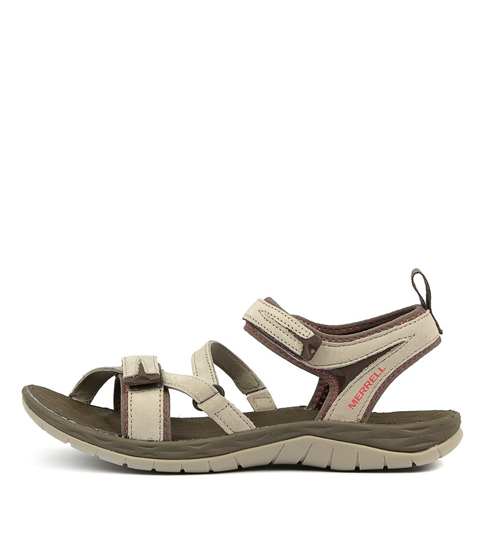 Merrell Siren Strap Q2 Aluminium Sandals