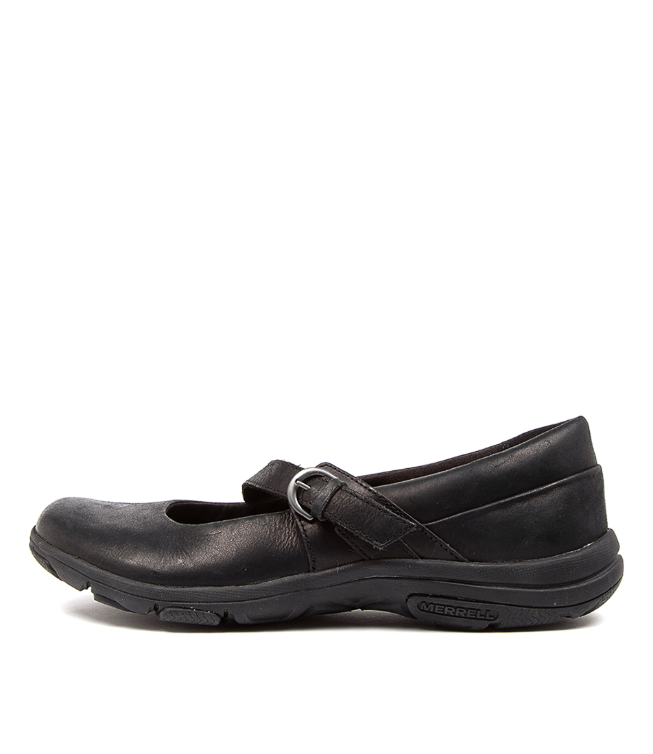 Buy Merrell Dassie Erin Mj Me Black Flats online with free shipping