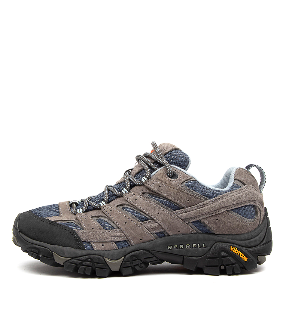 Buy Merrell Moab 2 Vent W Me Smoke Ankle Boots online with free shipping