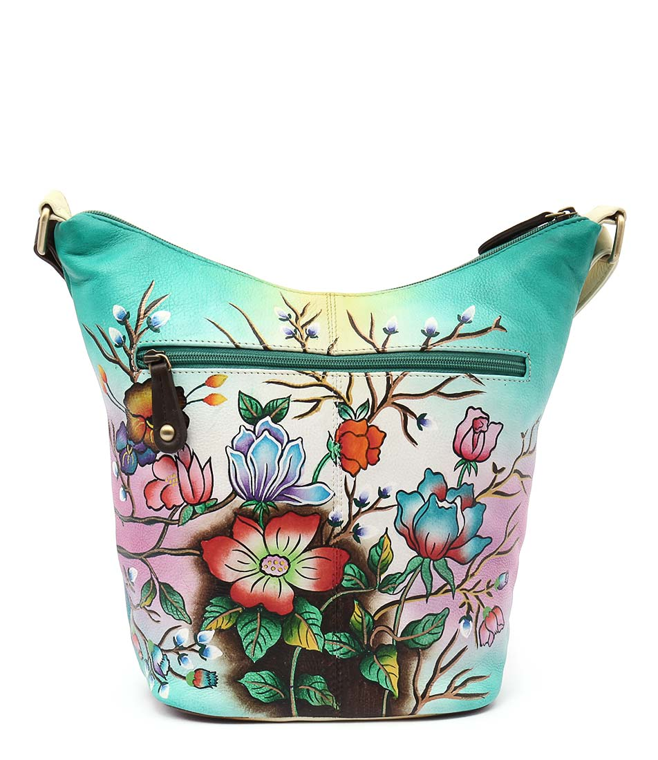 Modapelle Hand Painted Leather 3169 Inspiration Bags  Handbag Bags