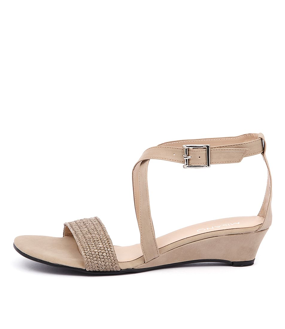 Misano Paros Taupe Casual Flat Sandals buy  online
