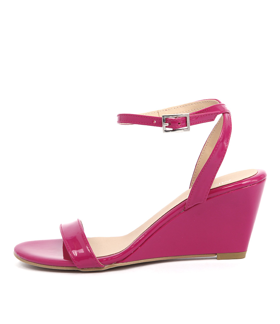 Misano Yates Orchid Dress Heeled Sandals