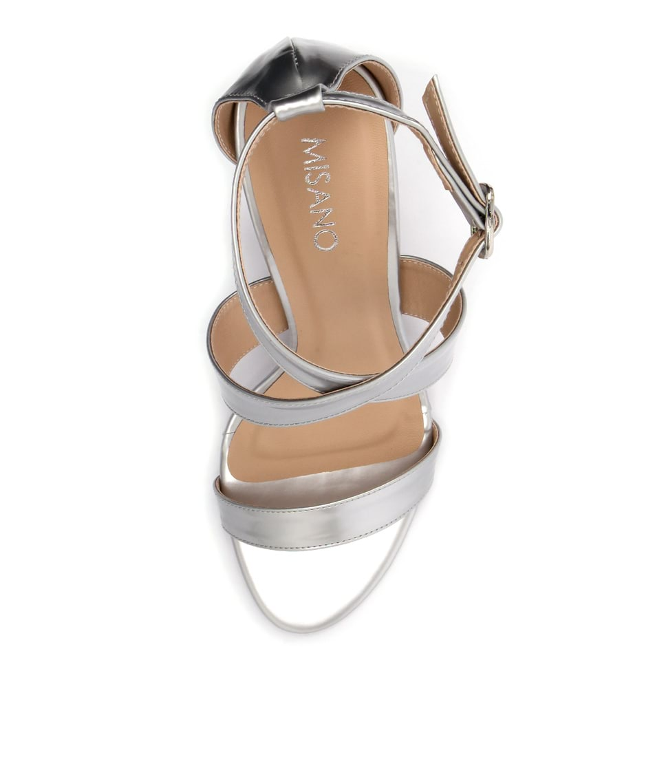 New Misano Savvy Ms Nude Womens Shoes Casual Sandals Heeled