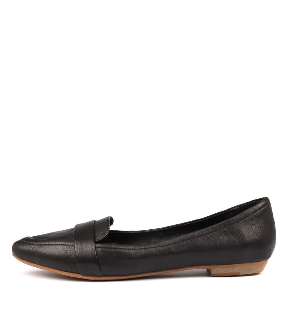 Buy Mollini Grail Black Flats online with free shipping