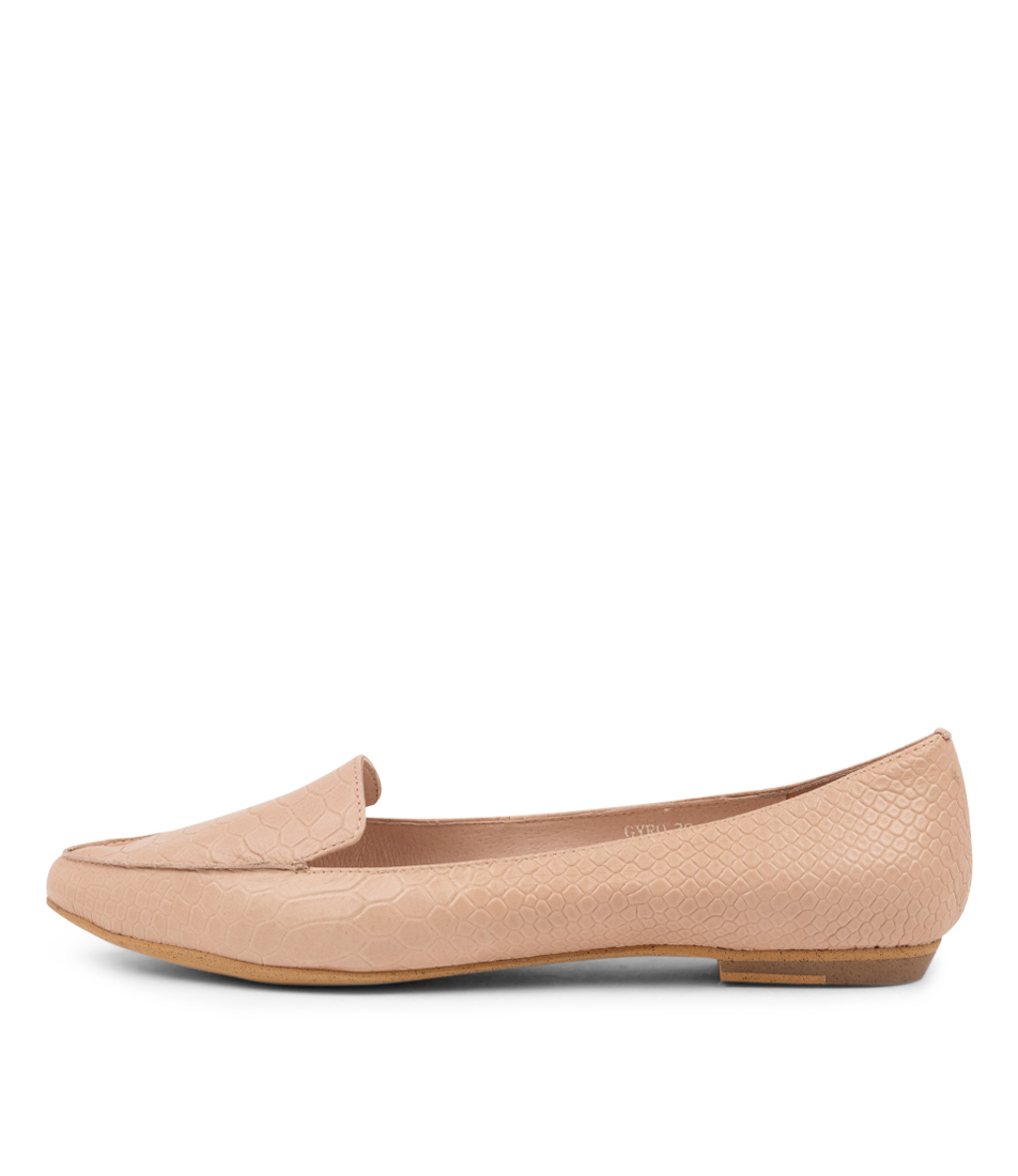 Buy Mollini Gyro Dk Nude Flats online with free shipping