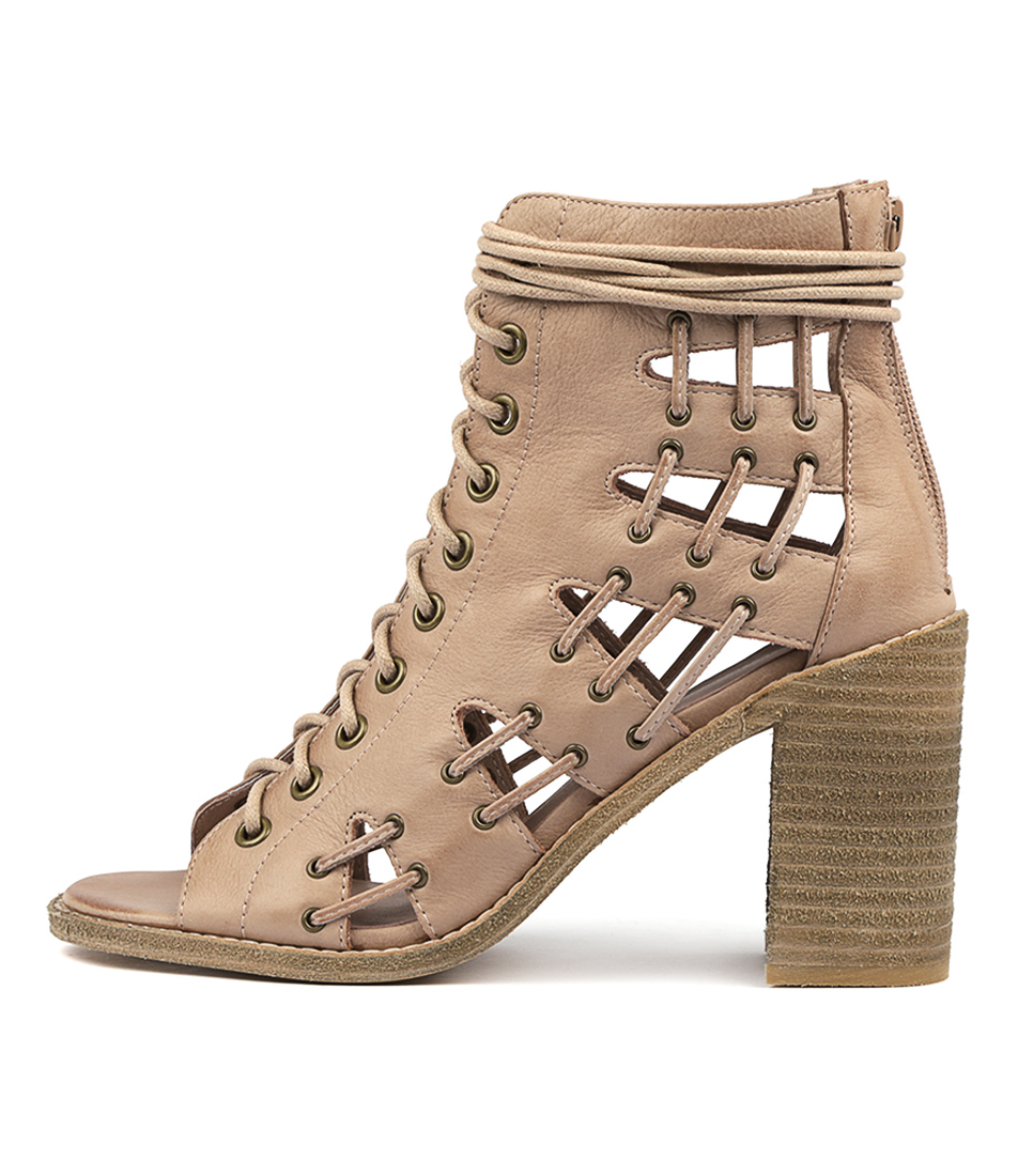 Buy Mollini Jayman Cafe Heeled Sandals online with free shipping