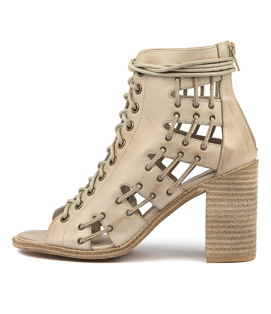 Buy Mollini Jayman Latte Heeled Sandals online with free shipping