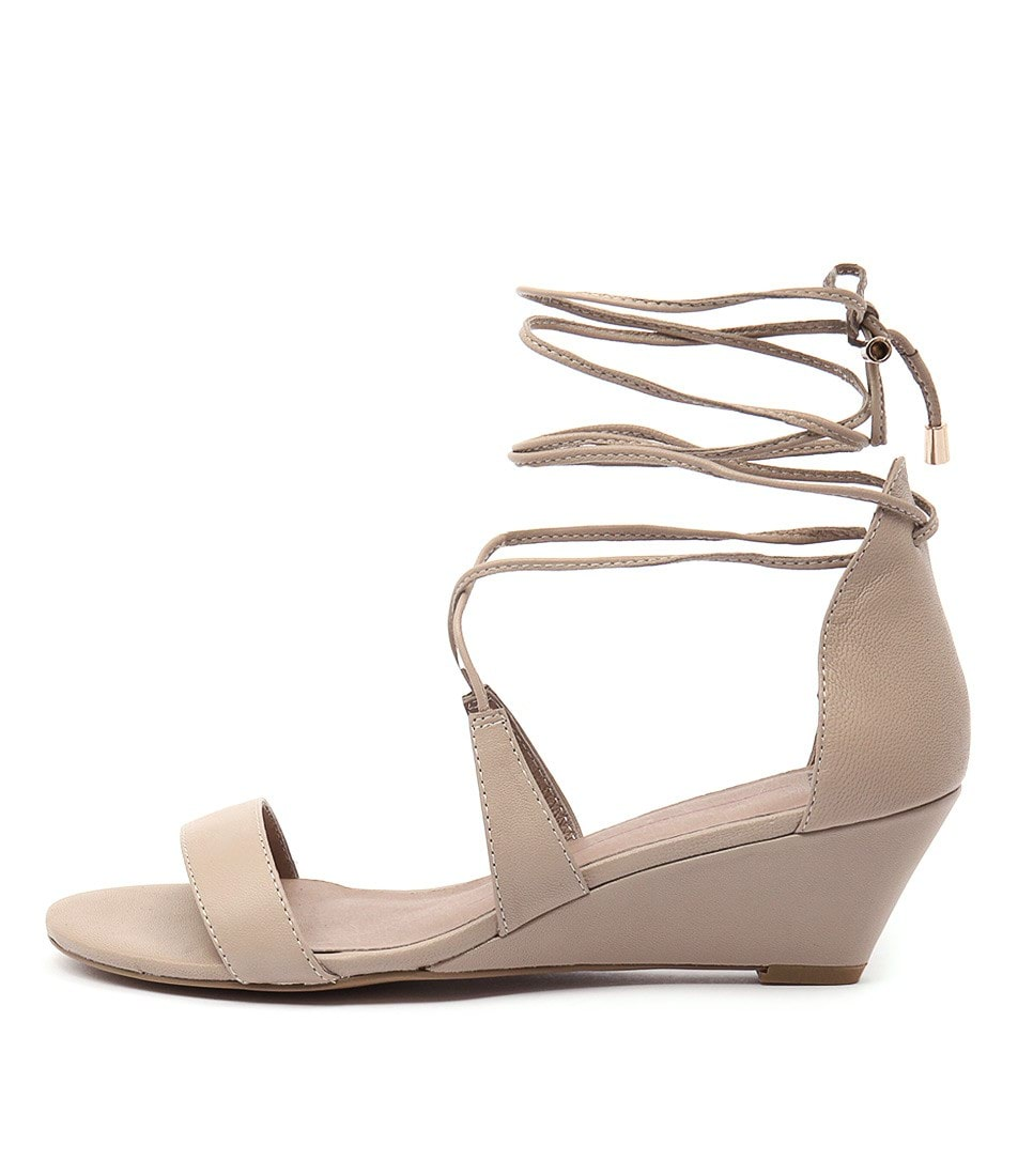 Mollini Mopper Latte Heeled Sandals