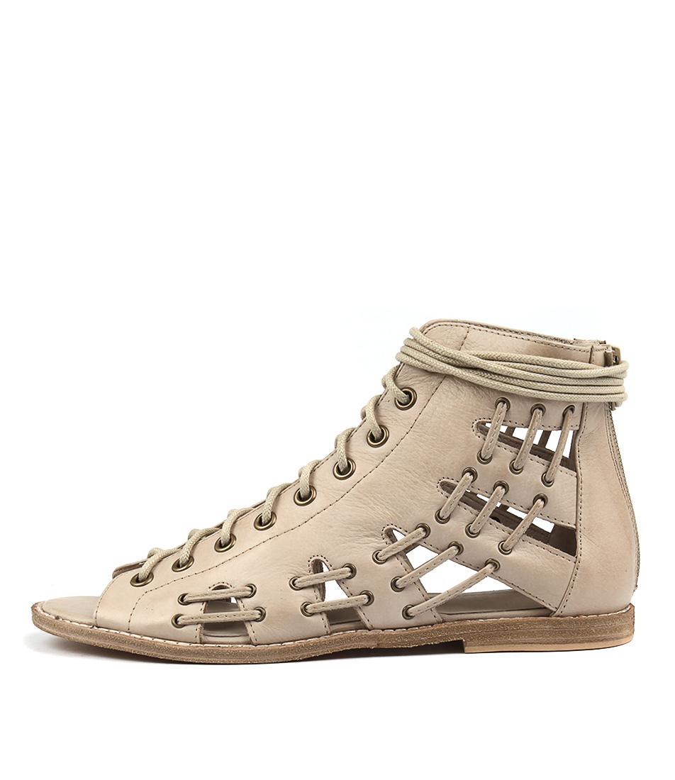 Mollini Navada Latte Casual Flat Sandals