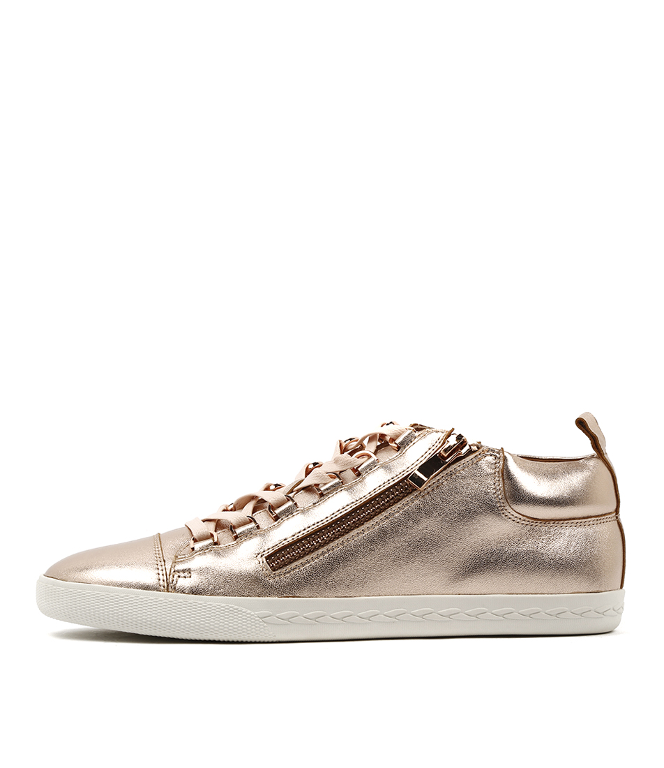 Mollini Paili Rose Gold Sneakers