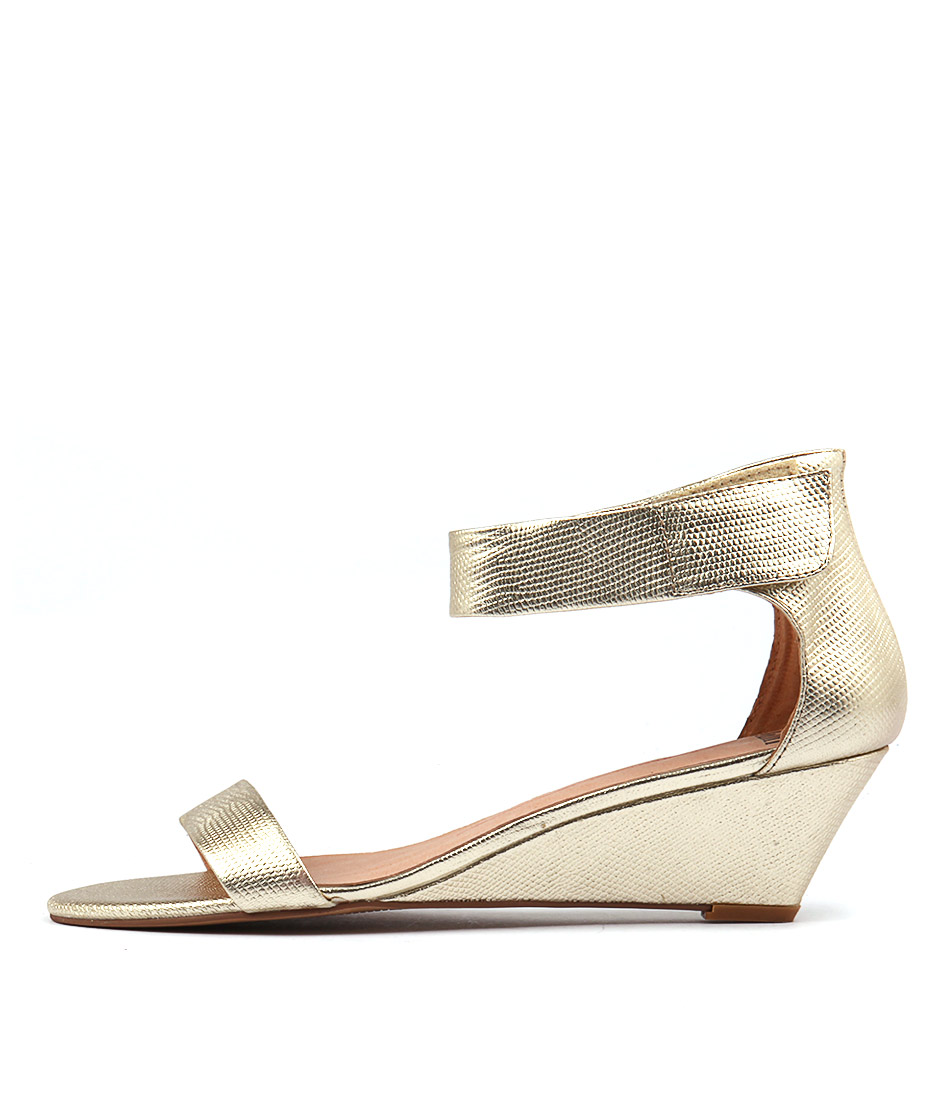 Mollini Marsy Gold Heeled Sandals