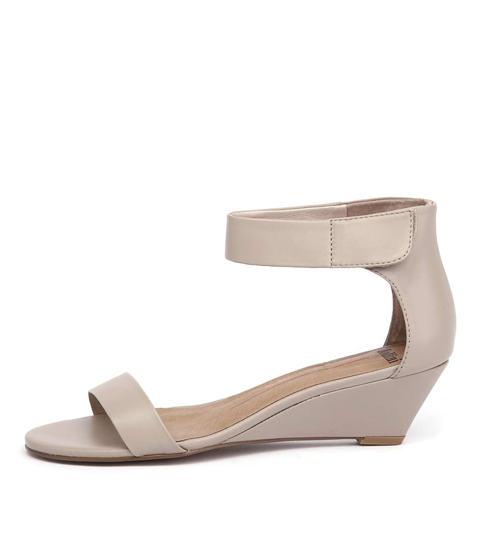 Mollini Marsy Latte Heeled Sandals