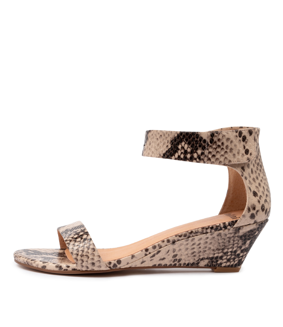 Buy Mollini Marsy Nude Heeled Sandals online with free shipping