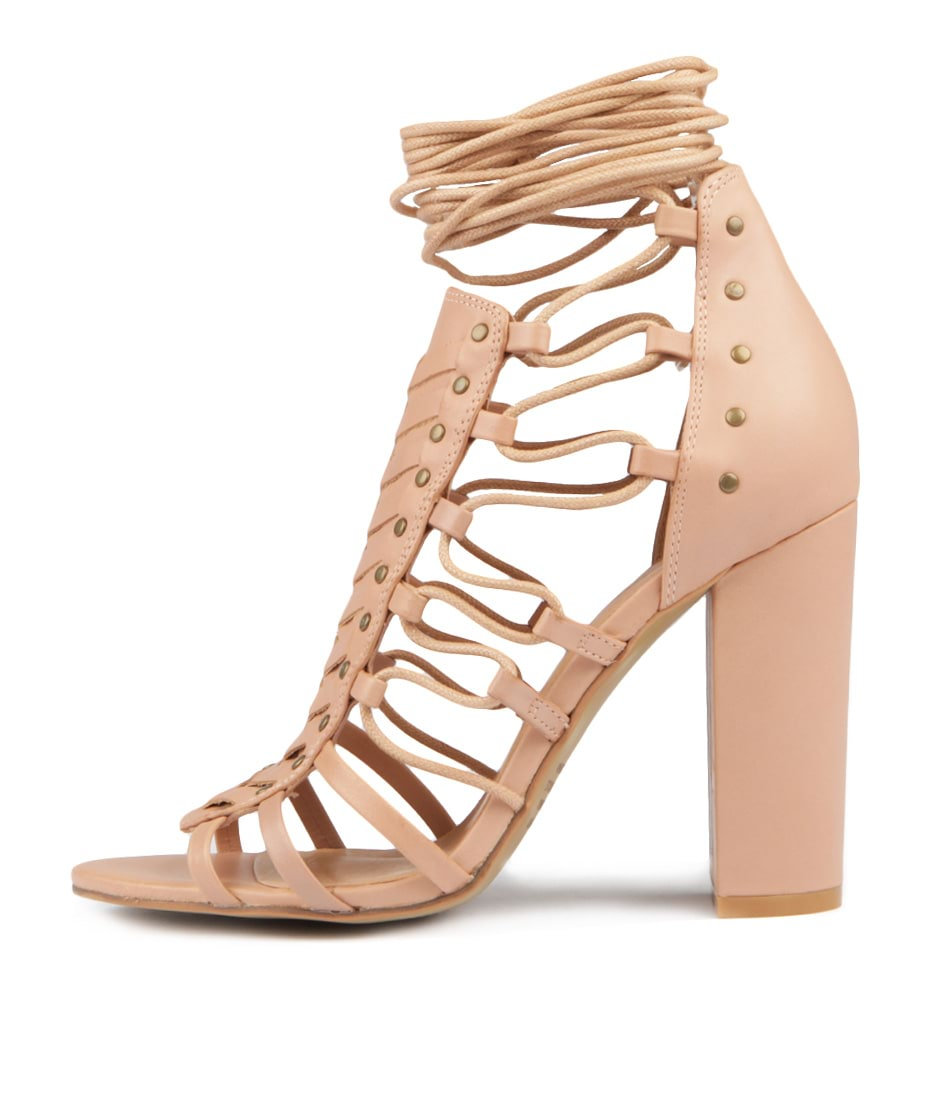 Buy Mollini Morris Nude Heeled Sandals online with free shipping