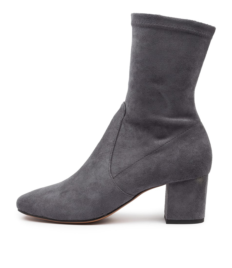Buy Mollini Careful Steel Ankle Boots online with free shipping
