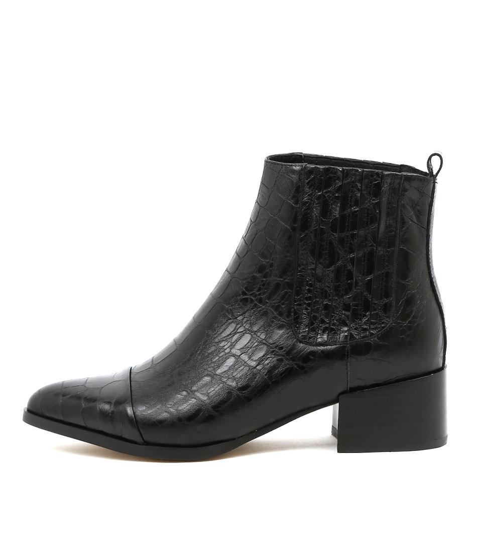 Mollini Daquri Black Boots