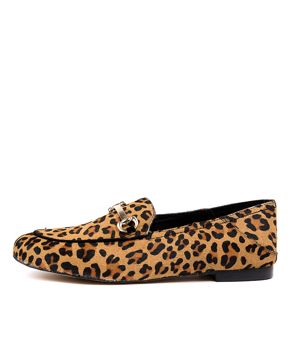 Buy Mollini Gablaze Ocelot Flats online with free shipping