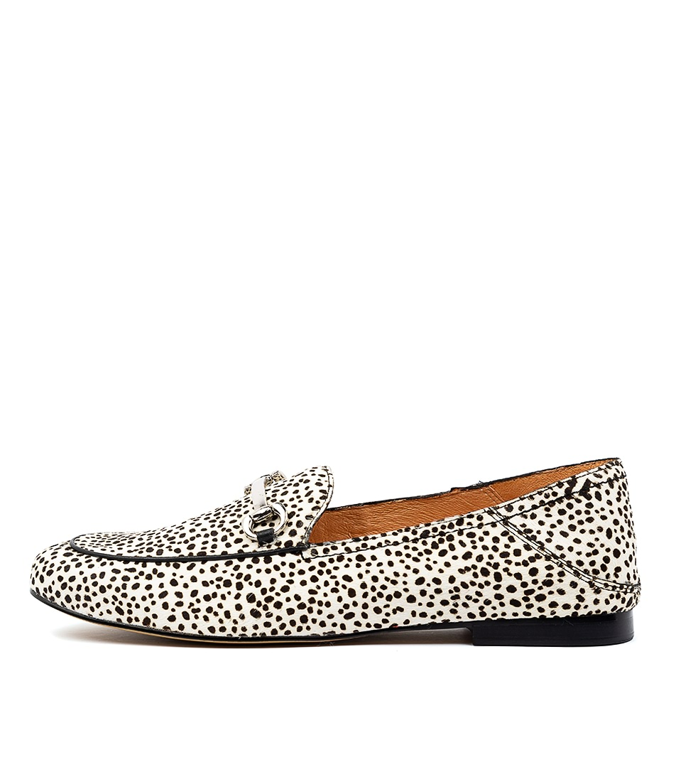Buy Mollini Gablaze Black & White Flats online with free shipping