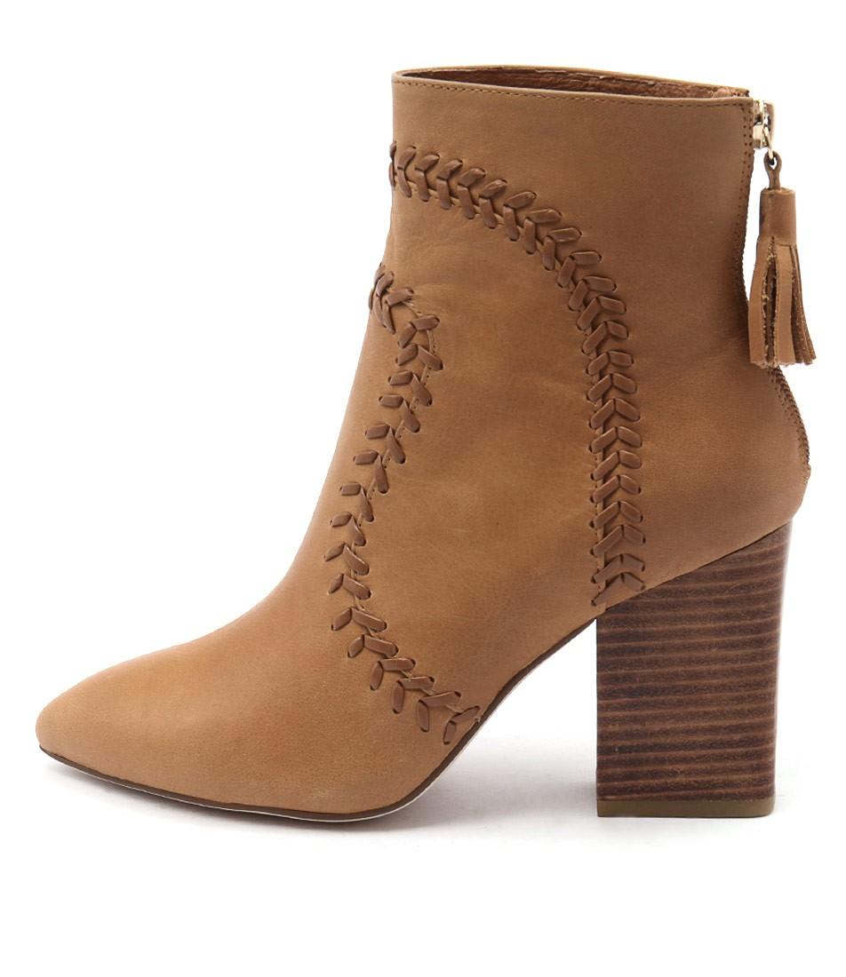 Mollini Majors Tan Ankle Boots