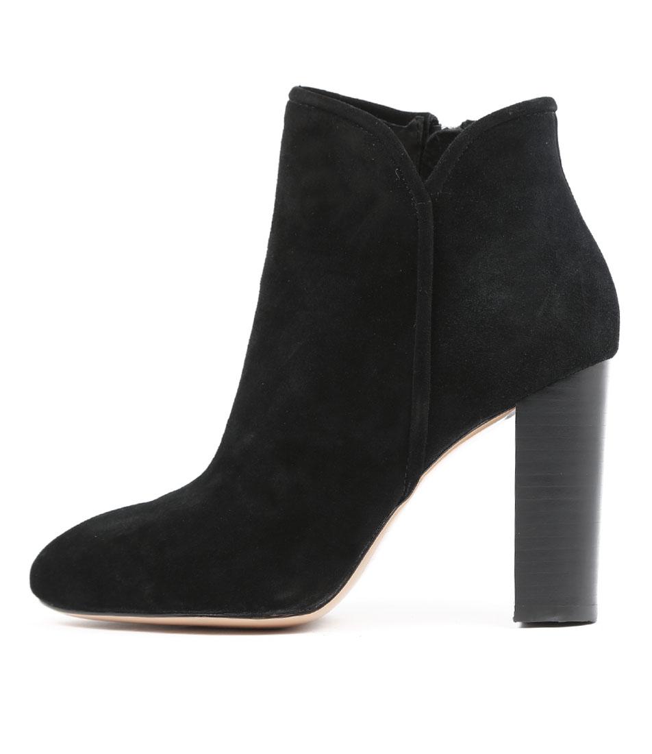 Mollini Weslee Black Ankle Boots