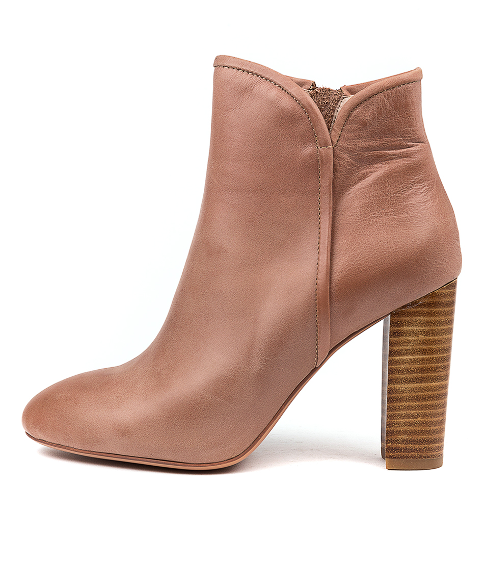 Buy Mollini Wesleen Cafe Ankle Boots online with free shipping