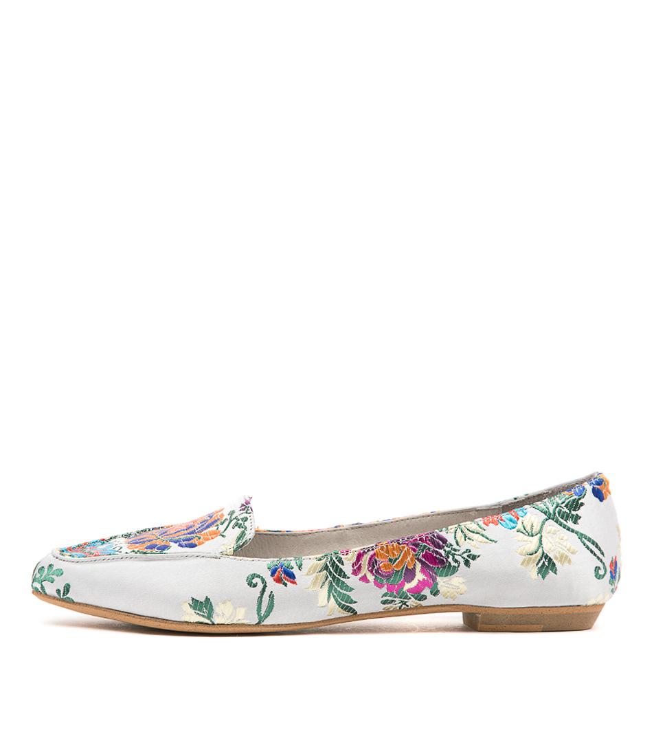 Mollini Giorgio Cloud Jacquard Flat Shoes