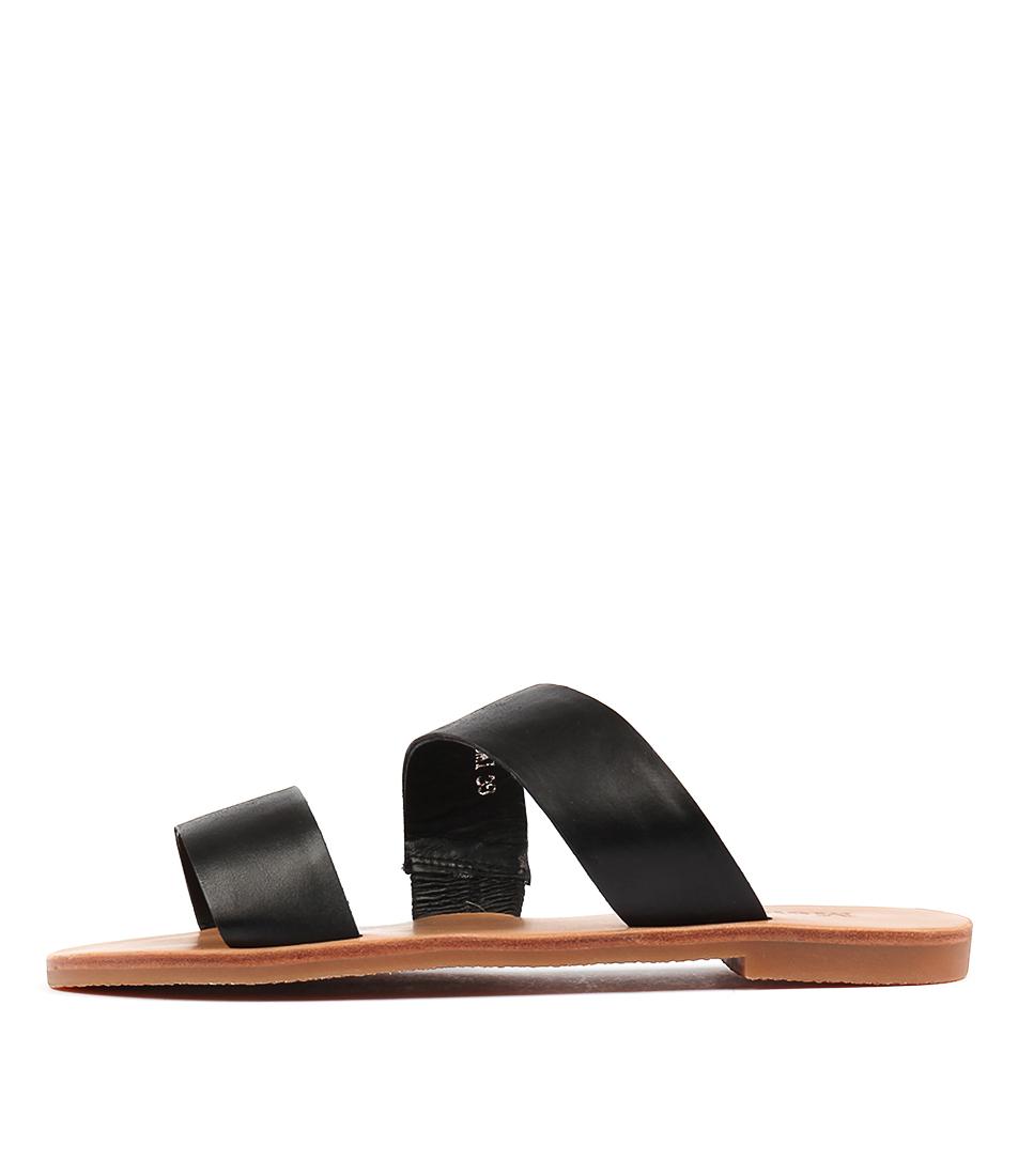 Mollini Erumi Black Sandals