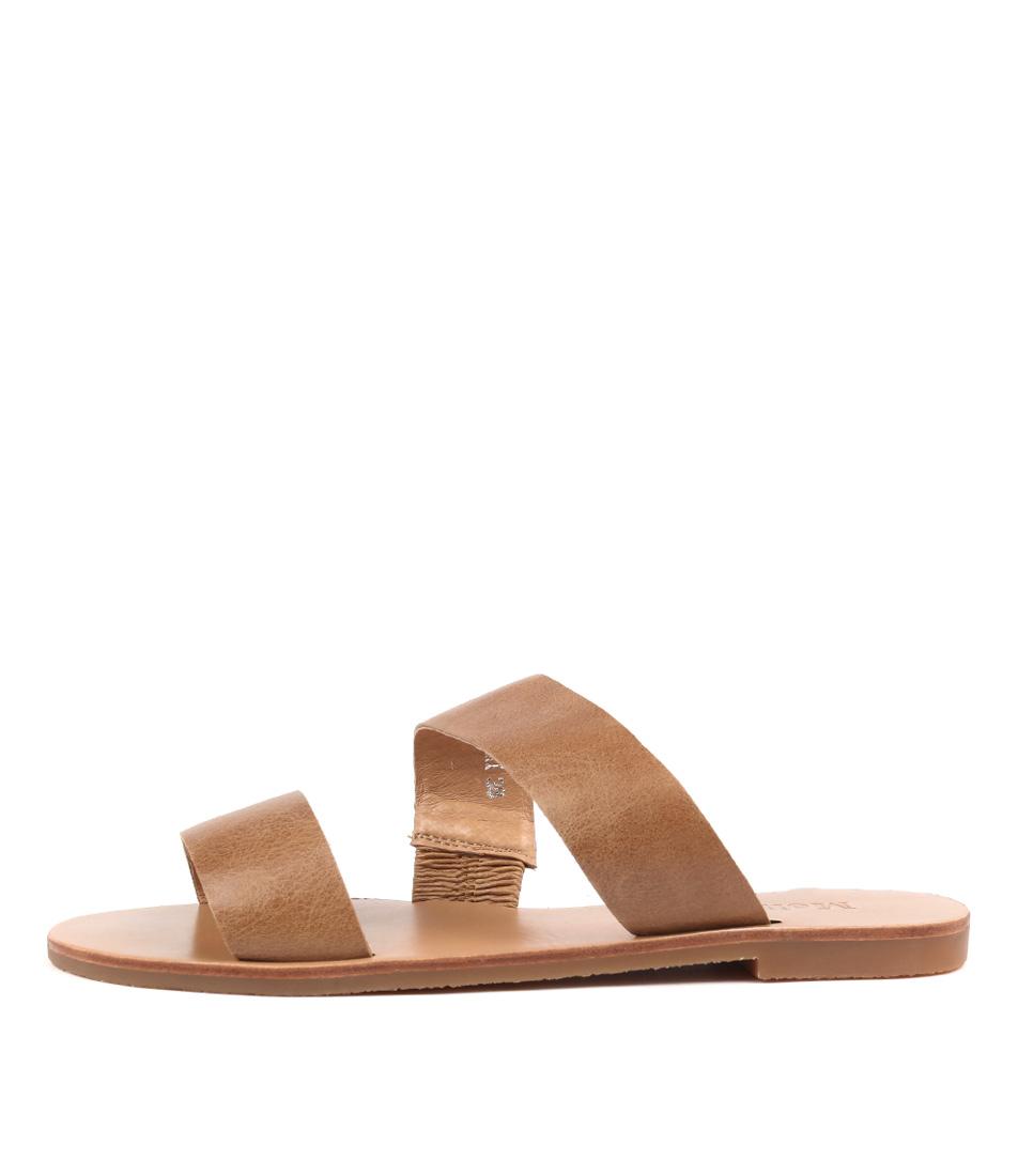 Mollini Erumi Tan Sandals