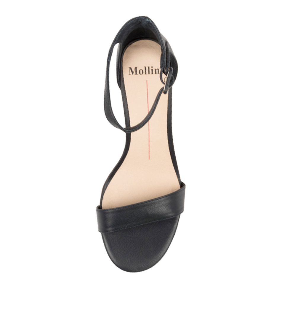 New-Mollini-Gessie-Womens-Shoes-Casual-Sandals-Heeled thumbnail 50