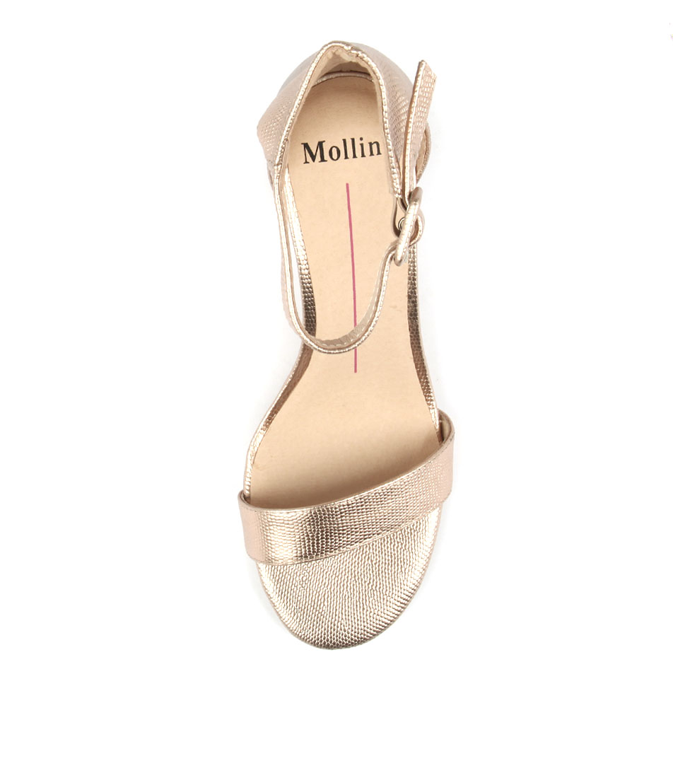 New-Mollini-Gessie-Womens-Shoes-Casual-Sandals-Heeled thumbnail 10